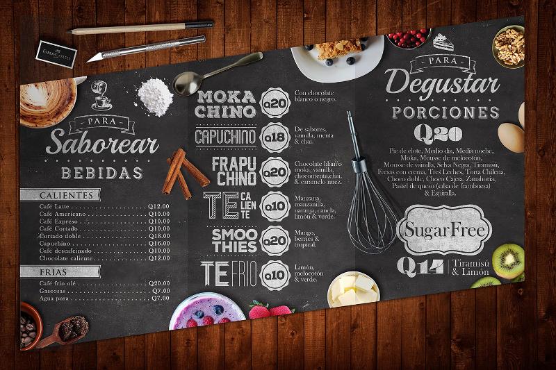 I Diseño de menús, porque importa y como hacerlo bien